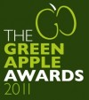 THE GREEN APPLE AWARD LOGO