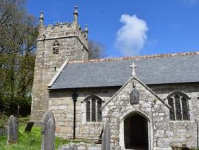Sancreed Church, Nr Penzance