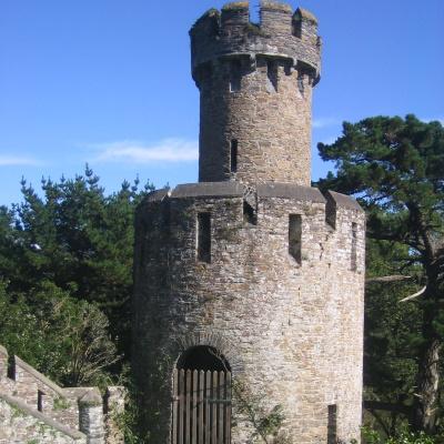 Caerhays  Tower