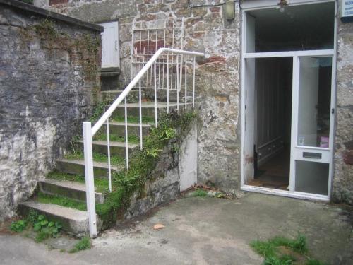 Burncoose House,  Courtyard