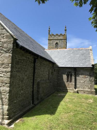 Wendron Church, Helston