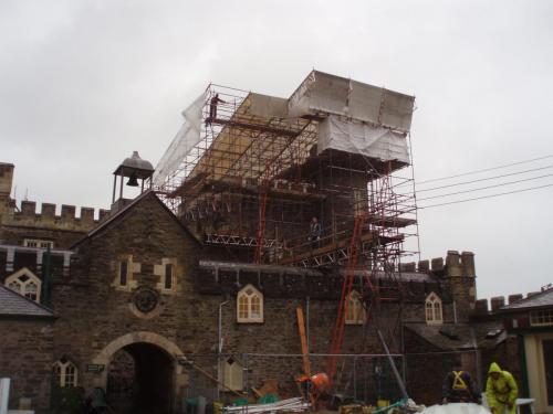 Caerhays Castle