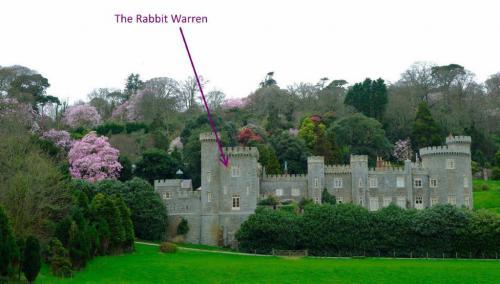 Caerhays Castle - Rabbit Warren