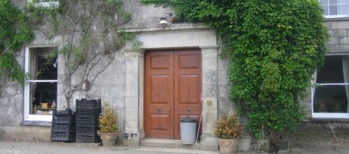 Burncoose House - Front Door