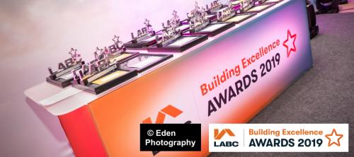 LABC Awards - Copyright Eden Photography