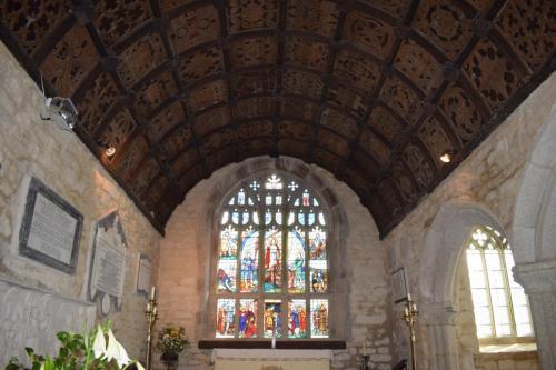 Sancreed Church, Nr Penzance